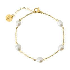 EDBLAD Perla Bracelet Multi Gold