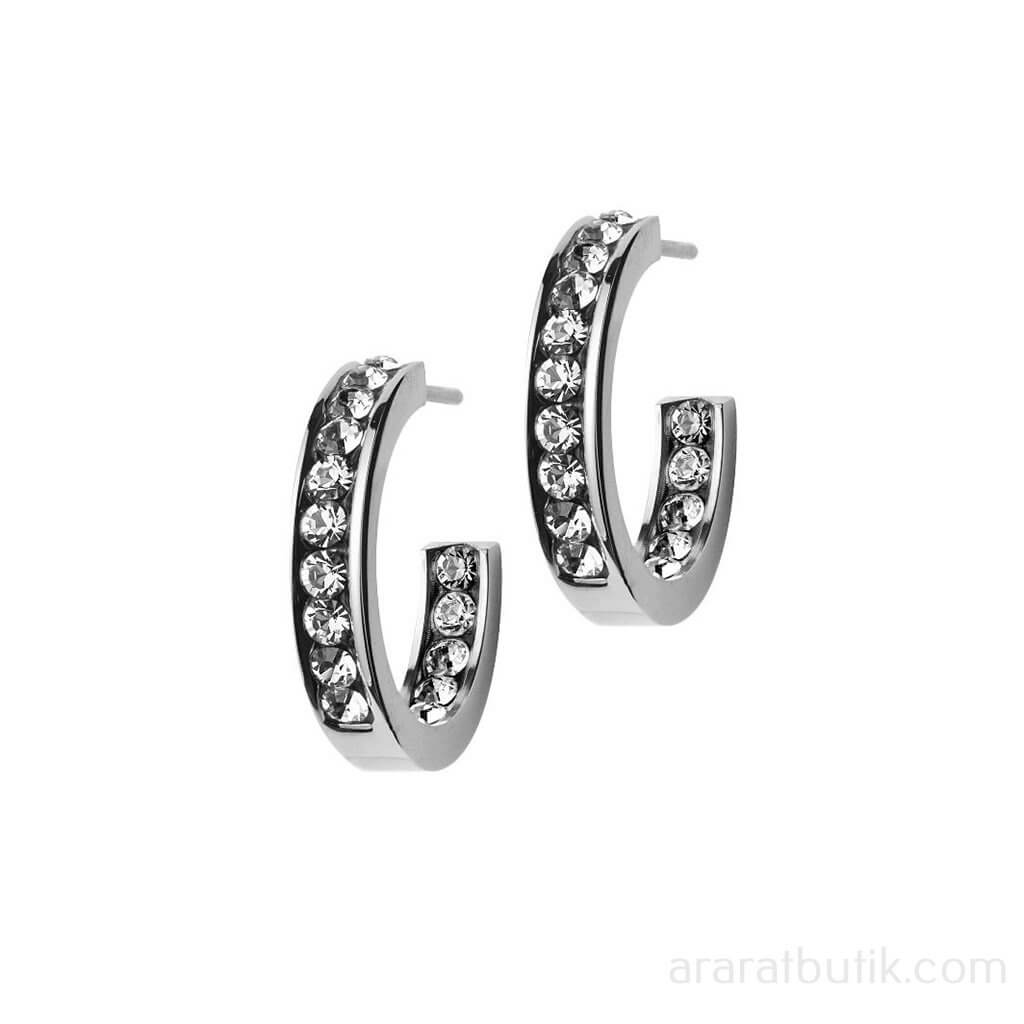 EDBLAD Andorra Earrings Mini Steel