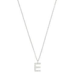 EDBLAD Letter Necklace A-Ö Steel