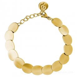 EDBLAD Pebble Bracelet Gold