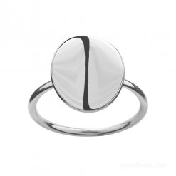 EDBLAD Pebble Mini Ring Steel