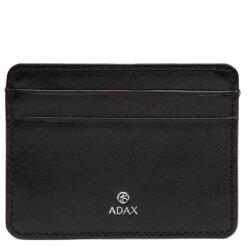 ADAX Noel Black Card Holder