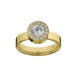 EDBLAD Thassos Ring Gold