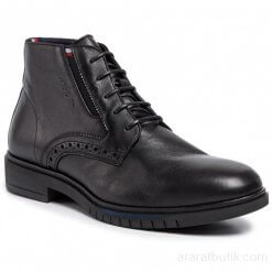 Tommy Hilfiger Brogue Chelsea Boots