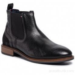 Elevated Chelsea Boots