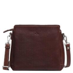 ADAX Sia Coffee Cormorano Shoulder Bag