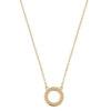 Monaco Necklace Gold