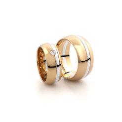Vigsel & Förlovningsring Choice Design/4042