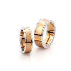 Vigsel & Förlovningsring Choice Design/4050