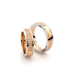 Vigsel & Förlovningsring Choice Design/4047