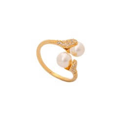 Lily And Rose JACKIE RING – IVORY PEARL