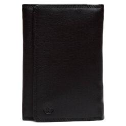 ADAX Bror Black Sesto Wallet