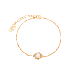 Lily And Rose Miss Bonnie pearl bracelet - Ivory
