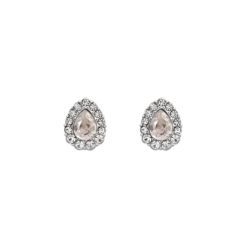 Lily And Rose Amelie earrings - CRYSTAL (SILVER)