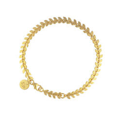 Syster P Layers Olivia Bracelet Gold