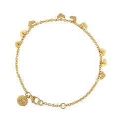 Syster P Layers Bianca Bracelet Gold