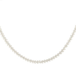 Syster P Layers Olivia Necklace Silver