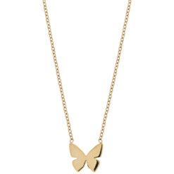 Edblad Papillon Necklace Gold