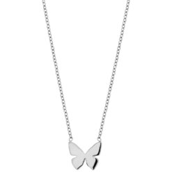 Edblad Papillon Necklace Steel