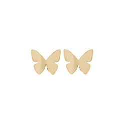 Edblad Papillon Studs Gold